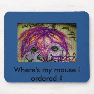 Troll pad mouse pad