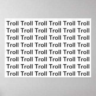 Troll Posters