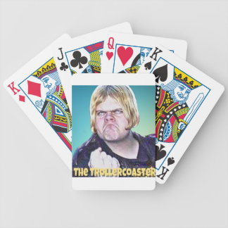 Troller Cards! Bicycle Playing Cards