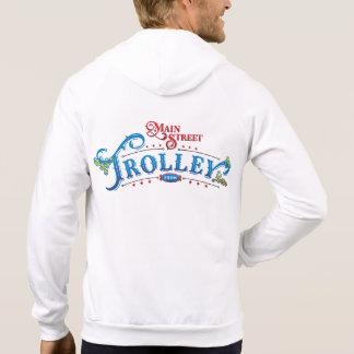 Trolley color logo jacket