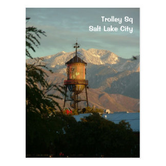Trolley Sq Postcard