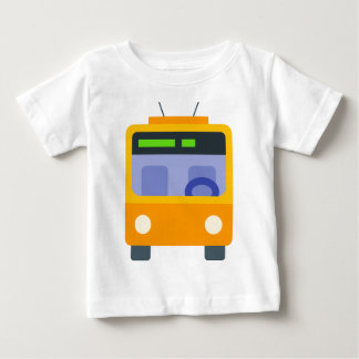 Trolleybus Baby T-Shirt
