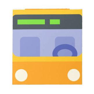 Trolleybus Notepad