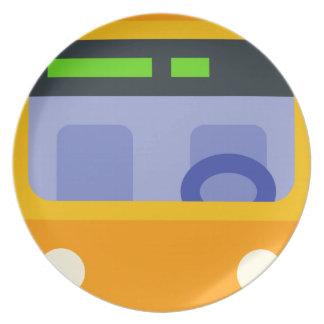 Trolleybus Plate