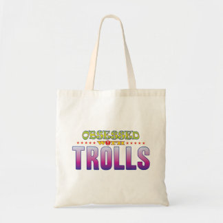 Trolls 2 Obsessed Tote Bag