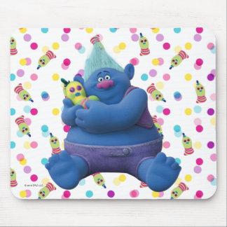 Trolls | Biggie & Mr. Dinkles Mouse Pad