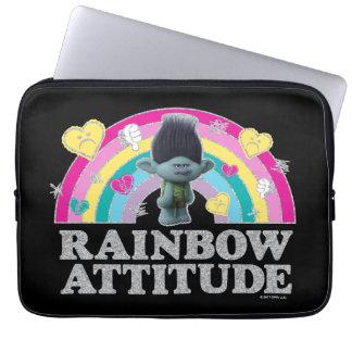 Trolls | Branch Anti-Rainbow Laptop Sleeve