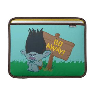 Trolls | Branch - Go Away MacBook Air Sleeve