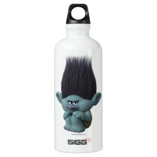 Trolls | Branch - Go Away Water Bottle