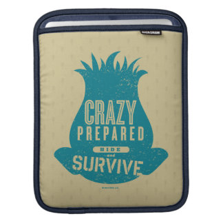Trolls | Branch - Hide and Survive iPad Sleeves