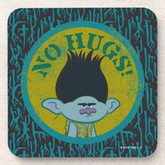 Trolls | Branch - No Hugs! Coasters
