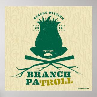 Trolls | Branch Patroll 2 Poster