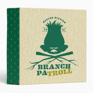 Trolls | Branch Patroll Binder
