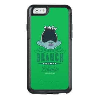 Trolls | Branch - Undercover Hero OtterBox iPhone 6/6s Case