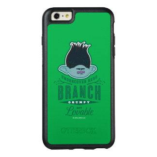 Trolls | Branch - Undercover Hero OtterBox iPhone 6/6s Plus Case