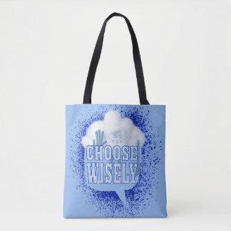 Trolls | Choose Wisely Tote Bag