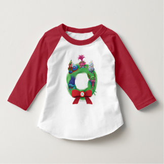 Trolls | Christmas Wreath T-Shirt