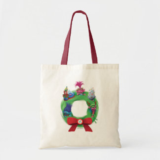 Trolls | Christmas Wreath Tote Bag