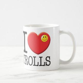 Trolls Classic White Coffee Mug