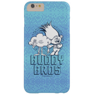 Trolls   Cloud Guy & Branch - Buddy Bros Barely There iPhone 6 Plus Case