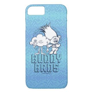 Trolls | Cloud Guy & Branch - Buddy Bros Case-Mate iPhone Case