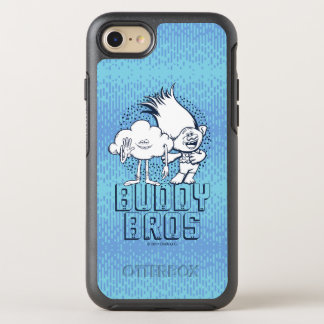 Trolls | Cloud Guy & Branch - Buddy Bros OtterBox Symmetry iPhone 8/7 Case