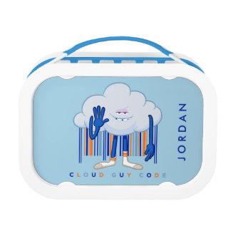 Trolls| Cloud Guy Code Lunch Box