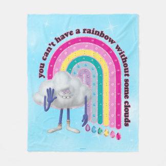 Trolls   Cloud Guy Rainbow Fleece Blanket