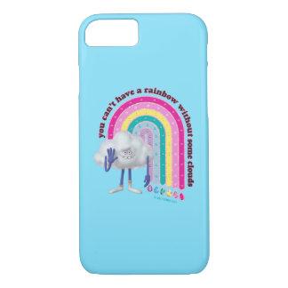 Trolls | Cloud Guy Rainbow iPhone 8/7 Case