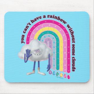 Trolls | Cloud Guy Rainbow Mouse Pad