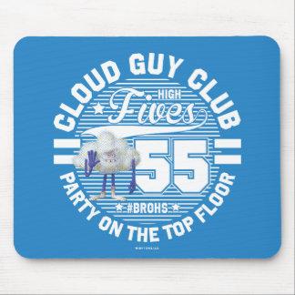 Trolls | Cloud Guy Salute Mouse Pad