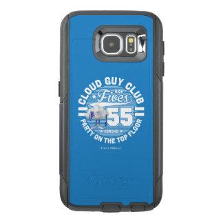 Trolls   Cloud Guy Salute OtterBox Samsung Galaxy S6 Case