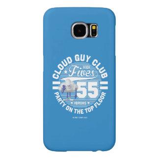 Trolls   Cloud Guy Salute Samsung Galaxy S6 Case