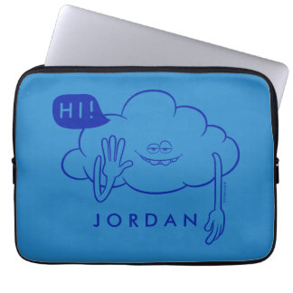 Trolls | Cloud Guy Smiling Laptop Sleeve