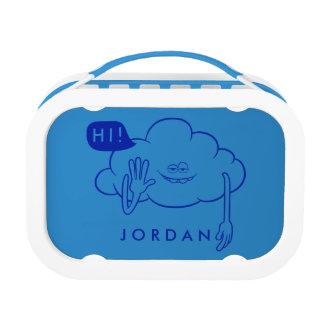 Trolls | Cloud Guy Smiling Lunch Box