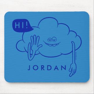 Trolls | Cloud Guy Smiling Mouse Pad