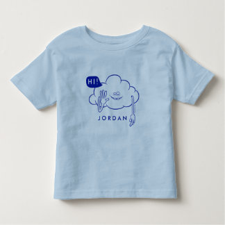 Trolls | Cloud Guy Smiling Toddler T-shirt