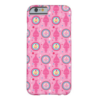 Trolls | Cupcakes & Rainbows Pattern Barely There iPhone 6 Case