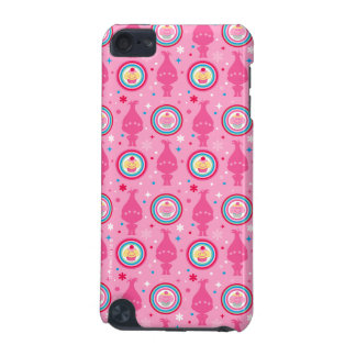 Trolls | Cupcakes & Rainbows Pattern iPod Touch 5G Cases