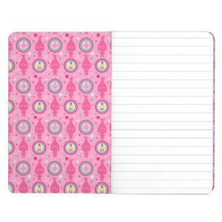 Trolls | Cupcakes & Rainbows Pattern Journals