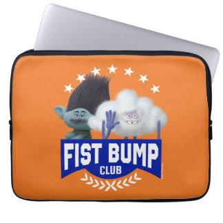 Trolls | Fist Bump Laptop Sleeve