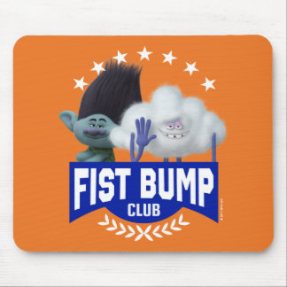 Trolls | Fist Bump Mouse Pad