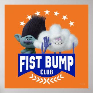 Trolls | Fist Bump Poster