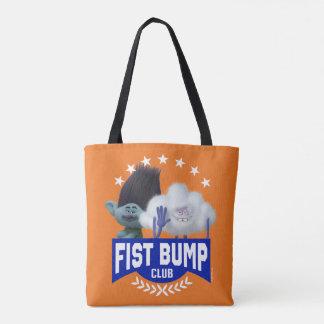 Trolls | Fist Bump Tote Bag