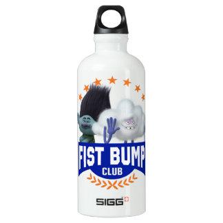 Trolls   Fist Bump Water Bottle