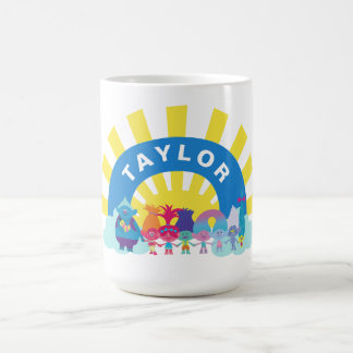 Trolls   Forever Shine Coffee Mug