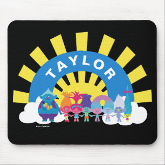 Trolls   Forever Shine Mouse Pad