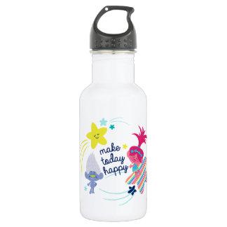 Trolls   Glitteriffic Fun 532 Ml Water Bottle
