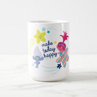 Trolls   Glitteriffic Fun Coffee Mug