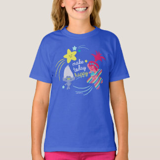 Trolls | Glitteriffic Fun T-Shirt